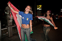 Italian victory of World Cup 2006