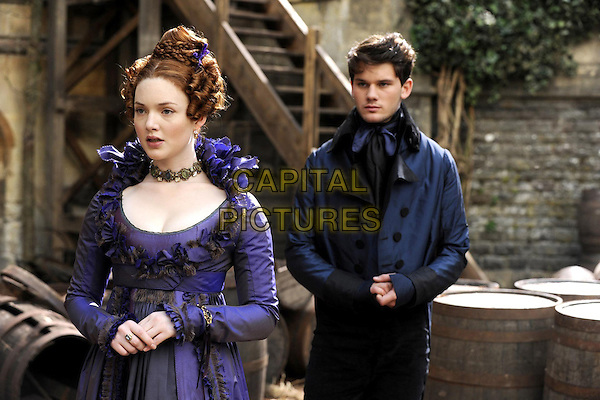 Holliday Grainger, Jeremy Irvine<br /> in Great Expectations (2012) <br /> *Filmstill - Editorial Use Only*<br /> CAP/FB<br /> Supplied by Capital Pictures