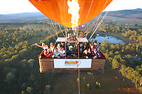 20150911 September 11 Hot Air Balloon Gold Coast
