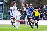 Uppsala 2014-05-07 Fotboll Superettan IK Sirius - &Ouml;stersunds FK :  <br /> Sirius Stefan Silva har gjort 1-0 p&aring; straff och jublar med lagkamrater<br /> (Foto: Kenta J&ouml;nsson) Nyckelord:  Superettan Sirius IKS &Ouml;stersund &Ouml;FK jubel gl&auml;dje lycka glad happy