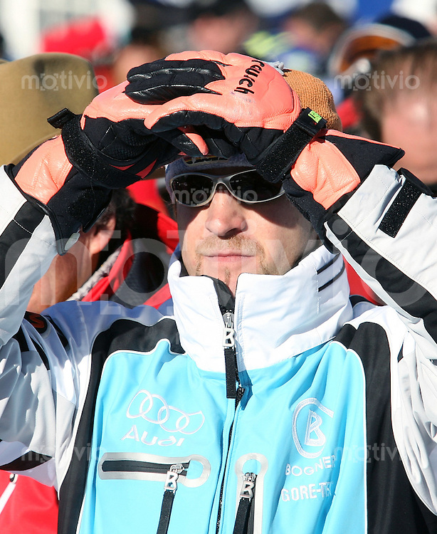 Ski Alpin; Saison 2006/2007  Slalom Herren Alois Vogel (GER)