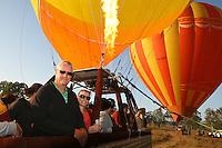 20131109 November 09 Hot Air Balloon Gold Coast