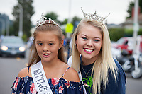 Heather Haggin, Miss Auburn 2017, Auburn Days Parade & Festival, Washington State, USA.