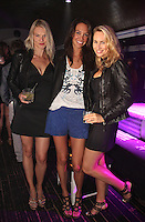 Annika Smith, Emily Chareppe and Jenni McDonald attend The Friends of Finn by the Shore party at Finale East on Aug. 2, 2014 (Photo by Taylor Donohue/Guest of a Guest)