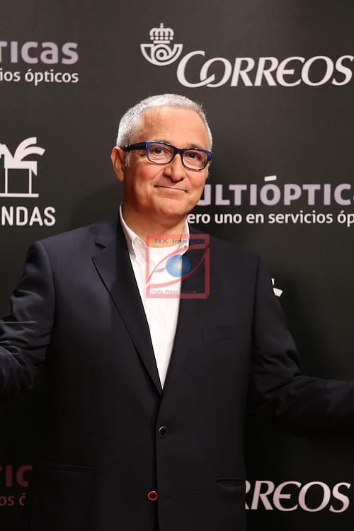 61 Premios Ondas.<br /> Photocall Gala ONDAS-Gran Teatre del Liceu.<br /> Javier Sarda.