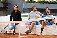 Victoria Azarenka; Richard Gasquet; Feliciano Lopez