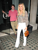 Georgia Toffolo at the Avenue St James VIP Cocktail Party, Avenue St James, St James's Street, London, England, UK, on Wednesday 11 April 2018.<br /> CAP/CAN<br /> &copy;CAN/Capital Pictures
