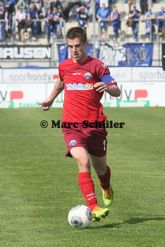 Uwe Hünemeier (Paderborn) - FSV Frankfurt vs. SC Paderborn 07, Frankfurter Volksbank Stadion