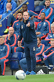 09/08/2015 Sky Bet League Championship Preston North End v Middlesbrough <br /> Simon Grayson