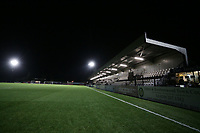 General view of the ground during Arsenal Women vs Manchester United Women, FA WSL Continental Tyres Cup Football at Meadow Park on 7th February 2019