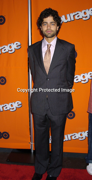 """Adrian Granier..at The New York Season 2 Premier of HBO Television show """"Entourage"""" on June 2, 2005  at Lincoln Center. ..Photo by Robin Platzer, Twin Images"""