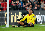 Watford's Troy Deeney looks on after missing an open goal during the premier league match at Selhurst Park Stadium, London. Picture date 12th December 2017. Picture credit should read: David Klein/Sportimage