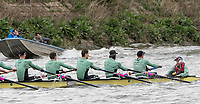 Hammersmith, GREATER LONDON. United Kingdom Cambridge University  Boat  Club, Pre Boat Race Fixture CUBC vs ITA M8+ for the 2017 Boat Race The Championship Course, Putney to Mortlake on the River Thames.<br /> <br /> (DOW)  (DATE}<br /> <br /> [Mandatory Credit; Peter SPURRIER/Intersport Images]<br /> CUBC<br /> <br /> S. Henry Meek, 7. Lance Tredell,6. Patrick Eble,5. Aleksander Malowany, 4. Timothy Tracey, 3. James Letten, 2. Freddie Davidson, B. Ben Ruble and Cox. Hugo Ramambason