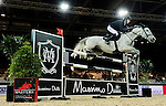 Riders in action during the Longines Speed Challenge competition as part of the Longines Hong Kong Masters on 13 February 2015, at the Asia World Expo, outskirts Hong Kong, China. Photo by Victor Fraile / Power Sport Images