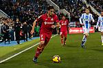Getafe CF's Jaime Mata during La Liga match between CD Leganes and Getafe CF at Butarque Stadium in Leganes, Spain. December 07, 2018. (ALTERPHOTOS/A. Perez Meca)