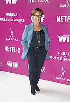 LOS ANGELES, CA - MAY 12: Gabrielle Carteris, at Netflix - Rebels And Rules Breakers For Your Consideration Event at Netflix FYSee Space At Raleigh Studios in Los Angeles, California on May 12, 2018. <br /> CAP/MPI/FS<br /> &copy;FS/MPI/Capital Pictures