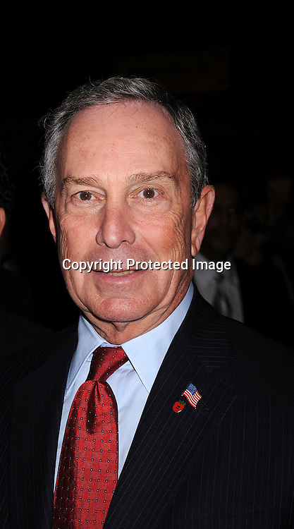 Mayor Michael Bloomberg .atThe 54th Annual Winter Antiques Show opening night Party benefitting East Side House Settlement on January 17, 2008 at The Park Avenue Armory...Robin Platzer, Twin Images