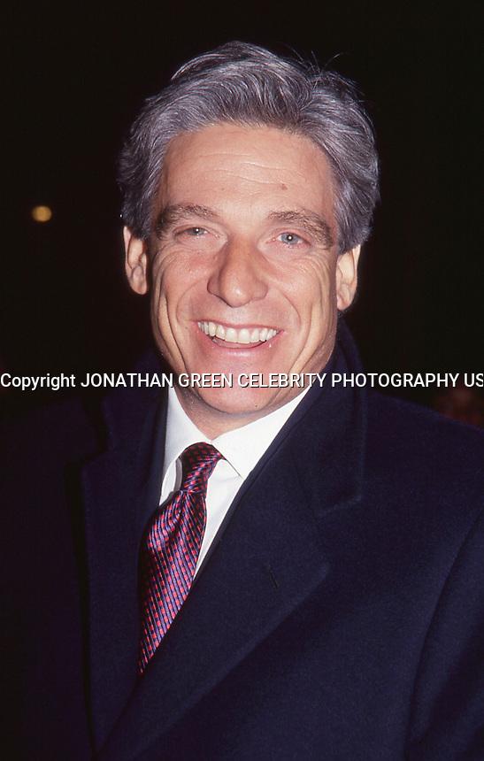 Maury Povich 1992 by Jonathan Green