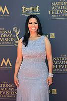 PASADENA - APR 30: Rosie Mercado at the 44th Daytime Emmy Awards at the Pasadena Civic Center on April 30, 2017 in Pasadena, California