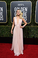 Golden Globe nominee Kristin Bell attends the 76th Annual Golden Globe Awards at the Beverly Hilton in Beverly Hills, CA on Sunday, January 6, 2019.<br /> *Editorial Use Only*<br /> CAP/PLF/HFPA<br /> Image supplied by Capital Pictures