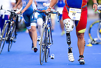 2010 ITU World Championship Series Paratriathlon - London