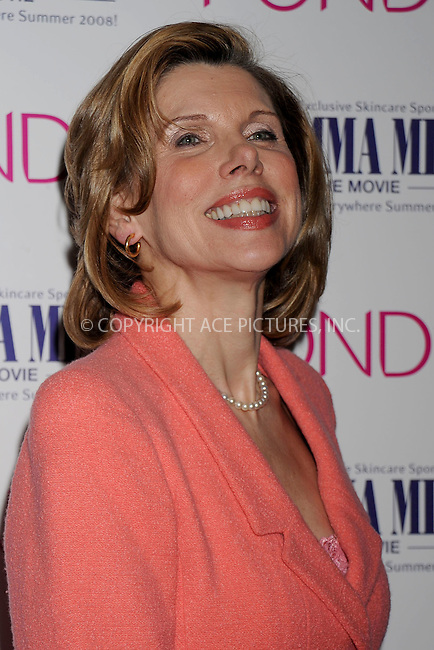 WWW.ACEPIXS.COM . . . . .....April 28, 2008. New York City.....Actress Christine Baranski attends and hosts the 'Mamma Mia' contest at Spotlight Live...  ....Please byline: Kristin Callahan - ACEPIXS.COM..... *** ***..Ace Pictures, Inc:  ..Philip Vaughan (646) 769 0430..e-mail: info@acepixs.com..web: http://www.acepixs.com