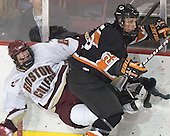 Brett Motherwell, Kyle Hagel - Boston College defeated Princeton University 5-1 on Saturday, December 31, 2005 at Magness Arena in Denver, Colorado to win the Denver Cup.  It was the first meeting between the two teams since the Hockey East conference began play.