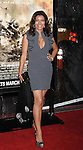 "LOS ANGELES, CA. - February 24: Lisa Vidal arrives to HBO's premiere of ""The Pacific"" at Grauman's Chinese Theatre on February 24, 2010 in Los Angeles, California."