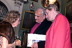 Mrs Waddington talking to Dr Robert Eames and lady Eames at the Launch of St Peters restoration Fund in Beaulie House..Pic Fran Caffrey Newsfile...Camera:   DCS620C.Serial #: K620C-01974.Width:    1728.Height:   1152.Date:  26/4/00.Time:   20:24:28.DCS6XX Image.FW Ver:   3.0.9.TIFF Image.Look:   Product.Antialiasing Filter:  Removed.Tagged.Counter:    [3789].Shutter:  1/30.Aperture:  f8.0.ISO Speed:  400.Max Aperture:  f2.8.Min Aperture:  f22.Focal Length:  38.Exposure Mode:  Manual (M).Meter Mode:  Color Matrix.Drive Mode:  Continuous High (CH).Focus Mode:  Single (AF-S).Focus Point:  Center.Flash Mode:  Normal Sync.Compensation:  +0.0.Flash Compensation:  +0.0.Self Timer Time:  5s.White balance: Custom.Time: 20:24:28.036.
