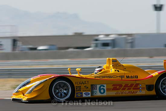American Le Mans Grand Prix racing at the Miller Motorsports Park. 7.14.2006<br />