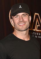 10 June 2016 - Nashville, Tennessee - Sam Hunt. 2016 CMA Music Festival Nightly Press Conference held at Nissan Stadium. Photo Credit: AdMedia