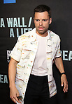 """Sebastian Stan attends the Broadway Opening Night performance of """"Sea Wall / A Life"""" at the Hudson Theatre on August 08, 2019 in New York City."""