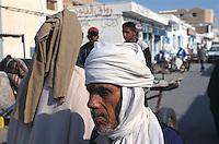 Markt, Douz, Tunesien