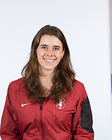 Stanford, Ca - October 4, 2017: The 2017-2018 Stanford Cardinal Women's Lightweight Rowing Team