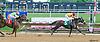 C B Bodemester winning at Delaware Park on 7/10/17