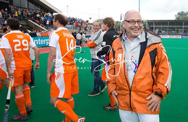 ROTTERDAM - Maurits Hendriks. afscheidswedstrijd TEUN DE NOOIJER. FOTO KOEN SUYK