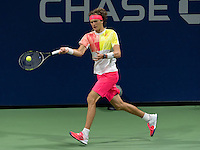 ALEXANDER ZVEREV (GER)<br /> <br /> TENNIS - THE US OPEN - FLUSHING MEADOWS - NEW YORK - ATP - WTA - ITF - GRAND SLAM - OPEN - NEW YORK - USA - 2016  <br /> <br /> <br /> <br /> &copy; TENNIS PHOTO NETWORK