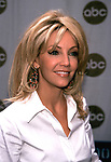 Heather Locklear attends the ABC Upfront 2001<br /> on 5/15/2001 in New York City.