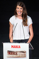 Ruth Beitia award ceremony of Marca legend