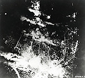 Tokyo, Japan - Bombing of Tokyo in World War II, Circa March in 1945. (Photo by Kingendai Photo Library/AFLO)