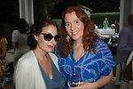 Lauri Firstenberg, Alexandra Balahoutis==<br /> LAXART 5th Annual Garden Party Presented by Tory Burch==<br /> Private Residence, Beverly Hills, CA==<br /> August 3, 2014==<br /> &copy;LAXART==<br /> Photo: DAVID CROTTY/Laxart.com==