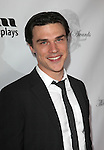 Finn Wittrock.arriving for the 68th Annual Theatre World Awards at the Belasco Theatre  in New York City on June 5, 2012.