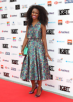 Beverley Knight at the British LGBT Awards at the London Marriott Hotel Grosvenor Square, Grosvenor Square, London on Friday 11 May 2018<br /> CAP/ROS<br /> &copy;ROS/Capital Pictures