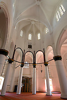 Nordzypern, Selimye-Moschee in Nicosia (Lefkosa), 1205 als gotische Sophienkirche gegründet