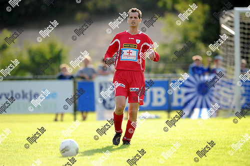 2012-07-21 / Voetbal / seizoen 2012-2013 / KV Turnhout / Gunther Loyens..Foto: Mpics.be