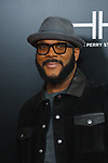 "Director Tyler Perry arrives on the red-carpet for his Tyler Perry""s ACRIMONY movie premiere at the School of Visual Arts Theatre in New York City, on March 27, 2018."