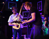 BOCA RATON - FEBRUARY 18: G. E. Smith and Matt Schofield of the G. E. Smith Band perform at The Funky Biscuit on February 18, 2018 in Boca Raton, Florida. Photo By Larry Marano © 2018