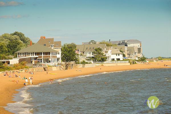 Garvin Beach Park, Madison, CT.