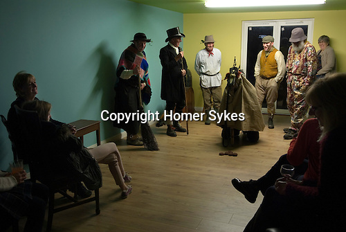 Hooden Horse private house party performance in Nicholas-at-Wade Kent UK 2014.