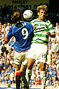 20/08/2005         Copyright Pic : James Stewart.File Name : jspa33 rangers v celtic.STILIAN PETROV AND DADO PRSO CHALLENGE FOR THE BALL.Payments to :.James Stewart Photo Agency 19 Carronlea Drive, Falkirk. FK2 8DN      Vat Reg No. 607 6932 25.Office     : +44 (0)1324 570906     .Mobile   : +44 (0)7721 416997.Fax         : +44 (0)1324 570906.E-mail  :  jim@jspa.co.uk.If you require further information then contact Jim Stewart on any of the numbers above.........